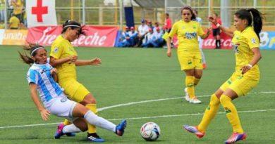 Equipos inscritos para la Liga Femenina.