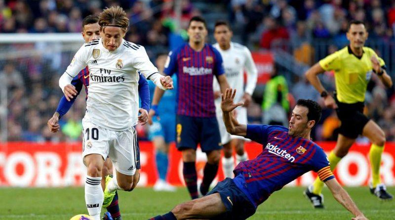 Final de Liga española se mantiene