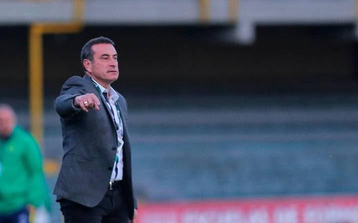 """""""Debemos trabajar en la importancia del objetivo común"""": Guillermo Sanguinetti, entrenador del Bucaramanga"""