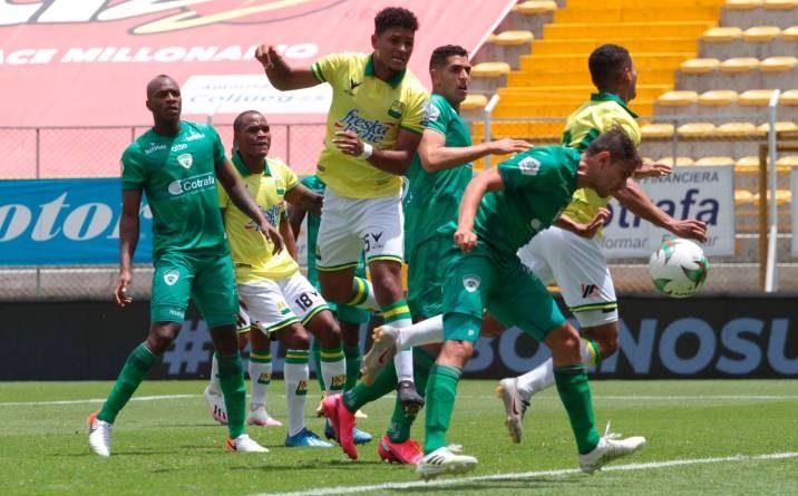 Atlético Bucaramanga cayó 2 – 1 ante Equidad